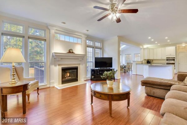 Family Room that is perfect for Entertaining