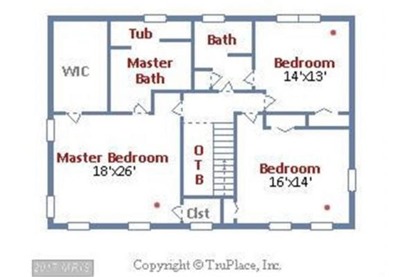 Level 2 Floor Plan