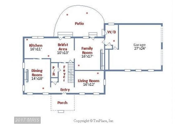 Level1 Floor Plan