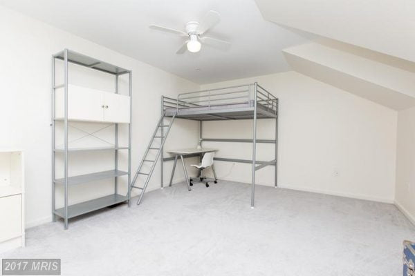 Loft Bedroom or Home Office